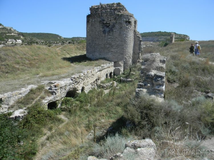 Башня № 4