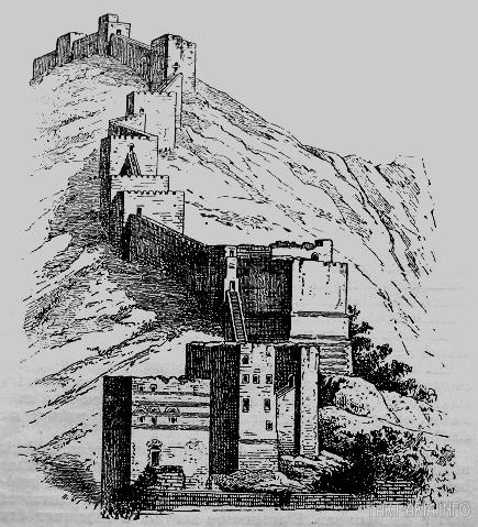 стена Антиохии