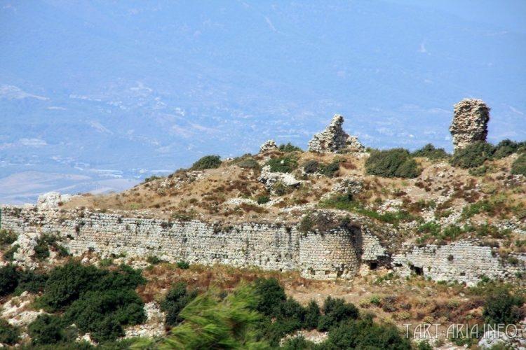 стены Антиохии