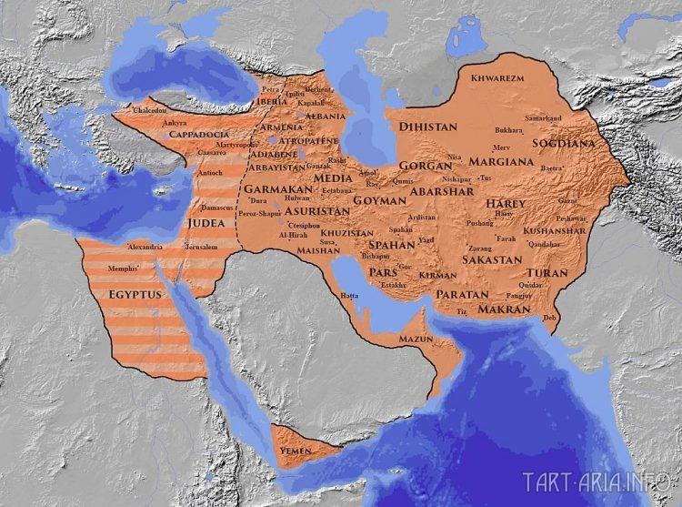 Сасанидская империя