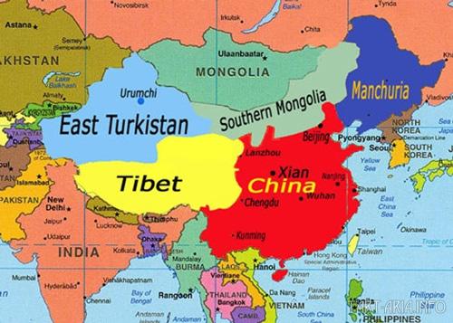 Восточный Туркестан