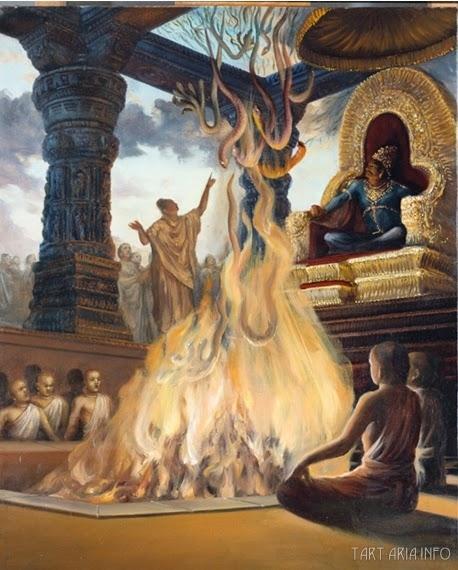 Начало Земной Цивилизации по Махабхарате lyanat