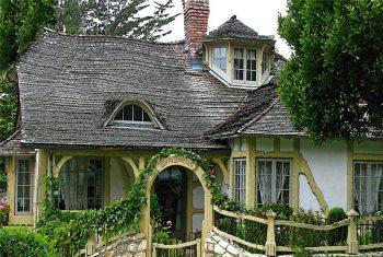 Очаровательный домик, не правда ли?
