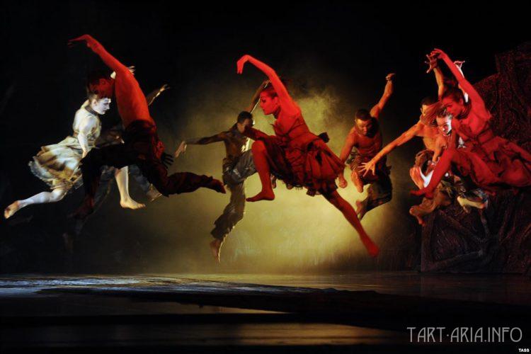 Мерлезонский балет