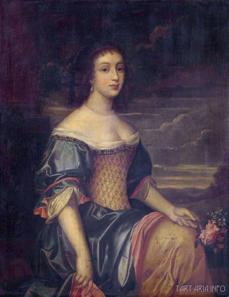 герцогиня де Шеврёз