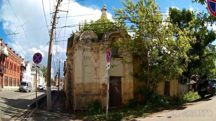 Комплекс «Златинских лавок» в Туле Нео Фициал
