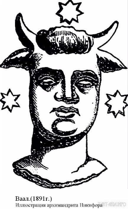БЕЛ Бог Финикийцев