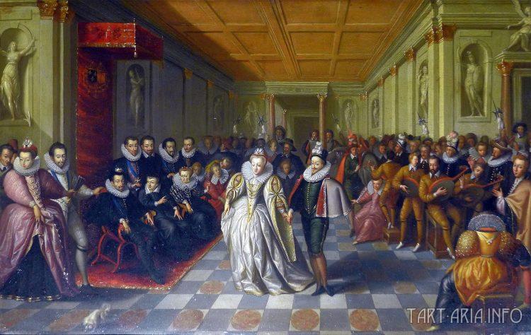 Свадьба Жуайеза