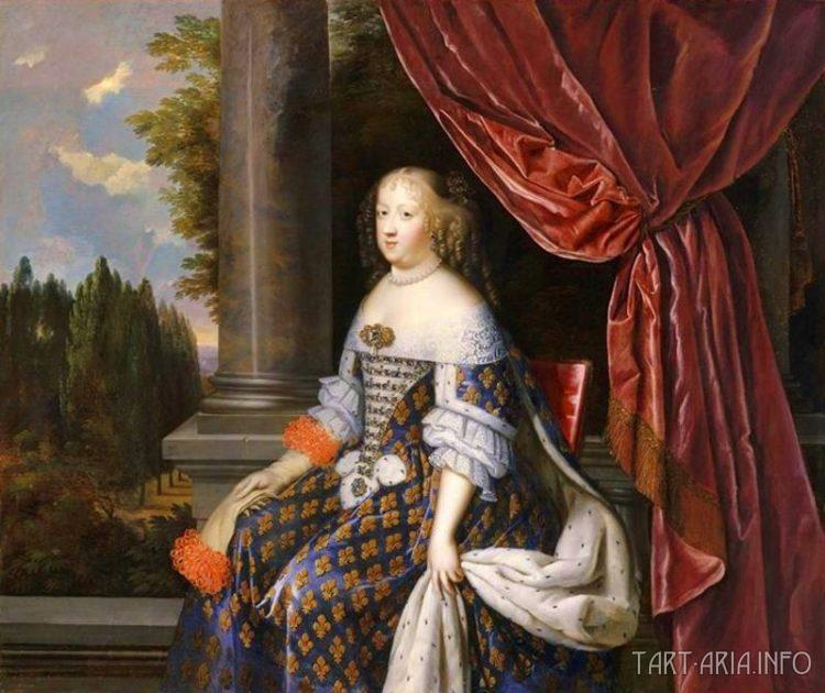 Мария-Терезия Австрийская