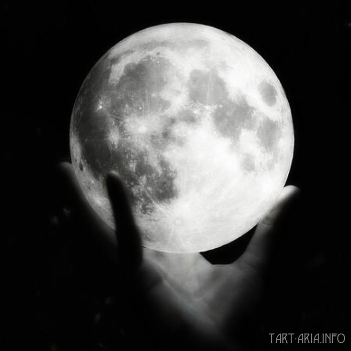 Луна в истории человечества