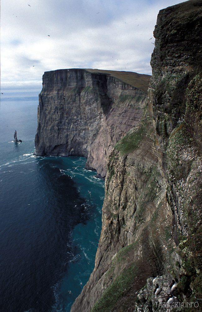 Фрагмент берега острова Медвежий. Источник