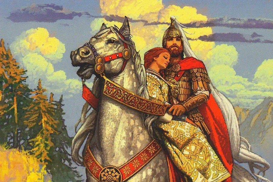Будет добрый конь Ольга Шилова