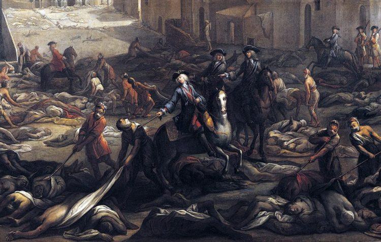 В условиях полной антисанитарии и анархии, в больших городах начнутся эпидемии