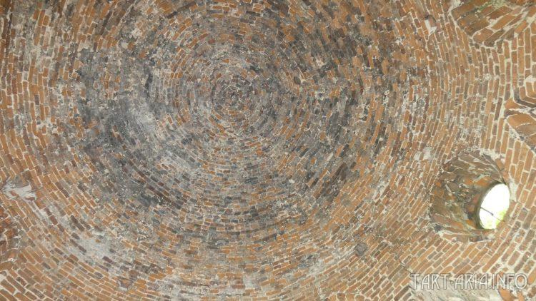Чёрный потолок (купольный свод)