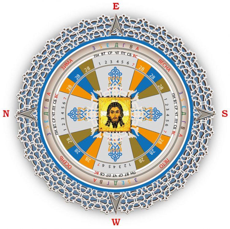 Византийский календарь