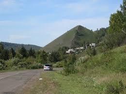 Борус - «допотопная пирамида» рядом с СШГЭС Сергей Бессонов