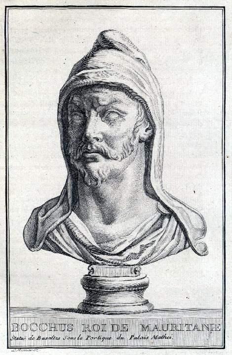Бокх 1, царь Маврусии. Источник