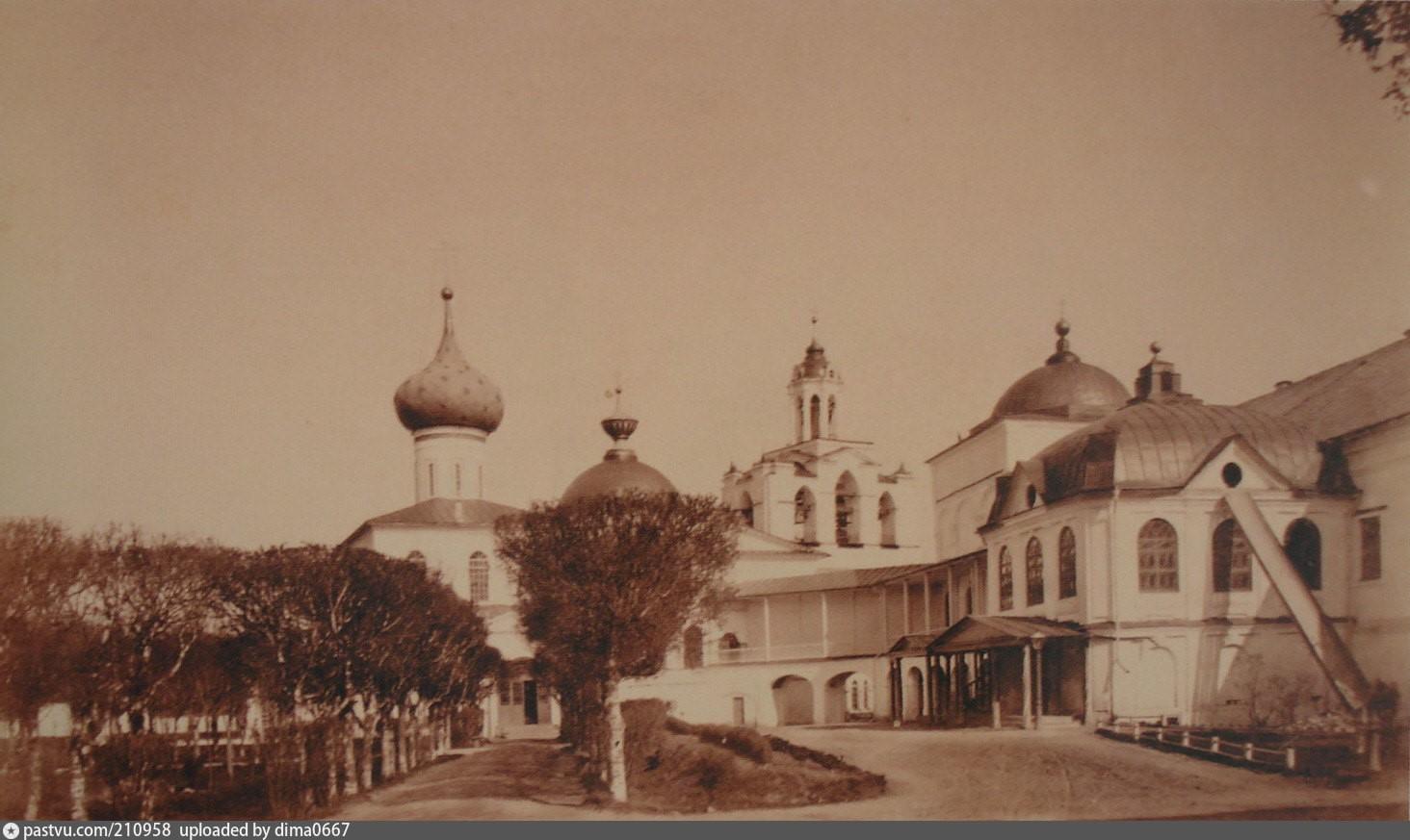 Заметки из Рубленого города Георгий_К