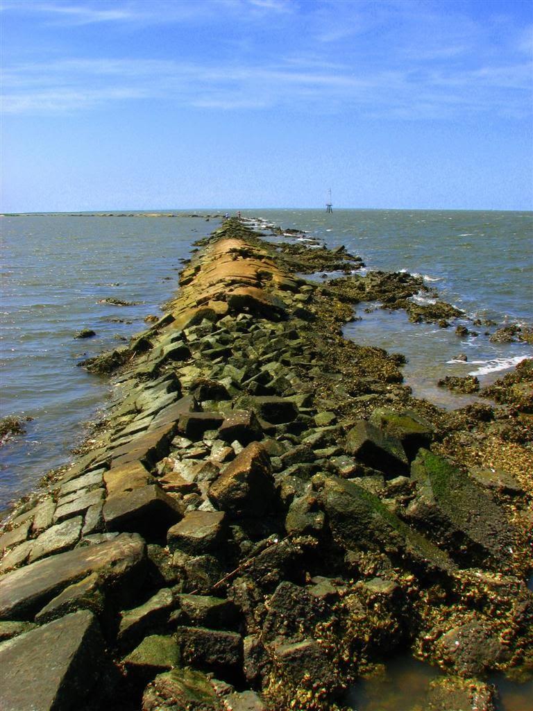 Древние дамбы и каналы Северной Америки