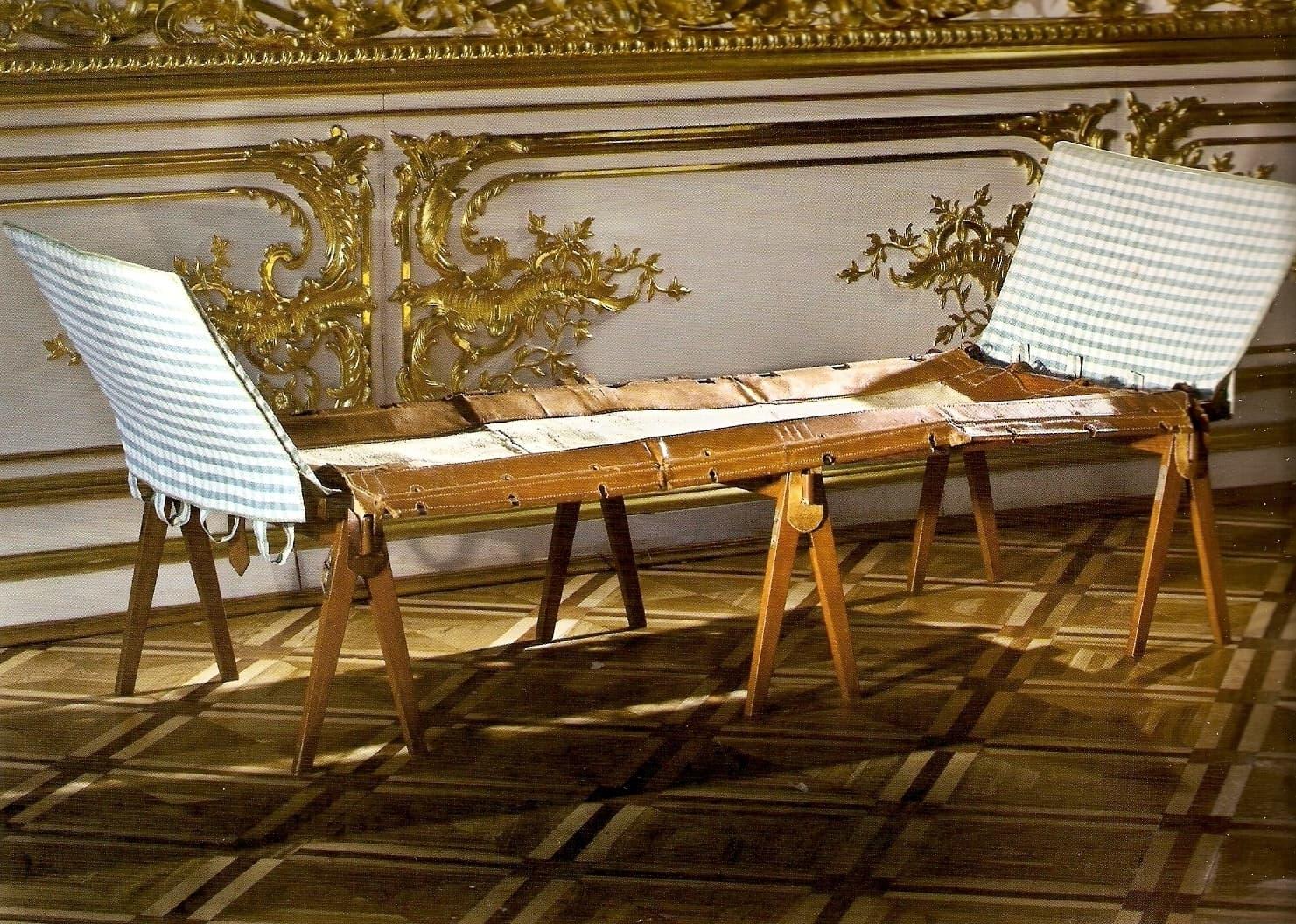 кровать Александра I