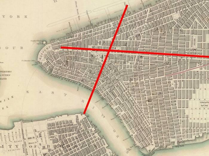 Нью-Йорк 1840