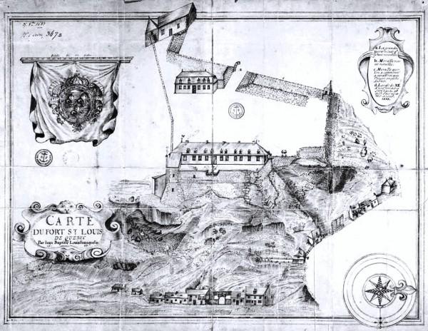 звездная крепость квебек