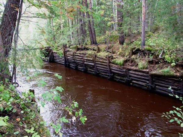 Обь-Енисейский канал. Водный путь древней Сибири sibved