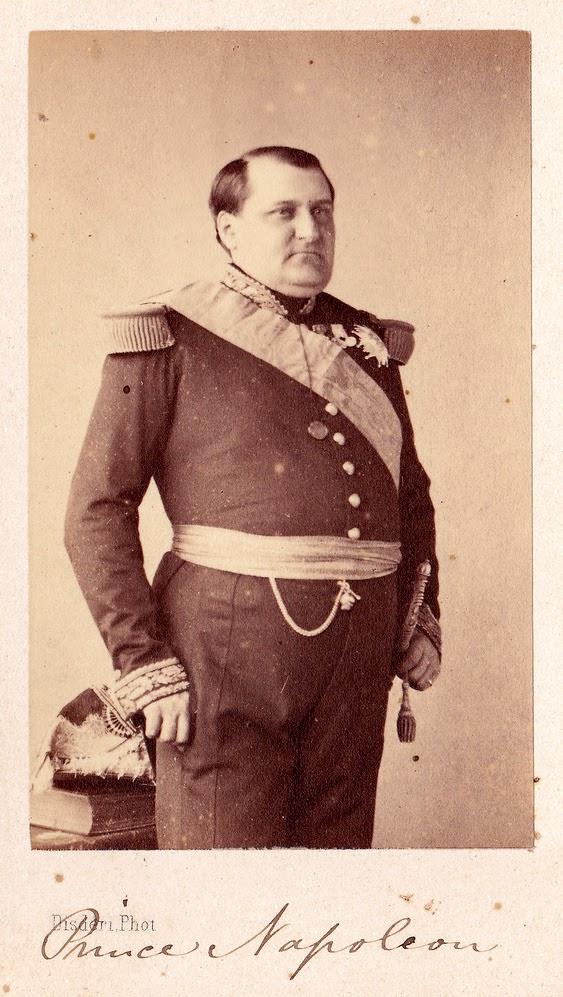 Наполеон Жозеф Шарль Поль Бонапарт, или принц Наполеон