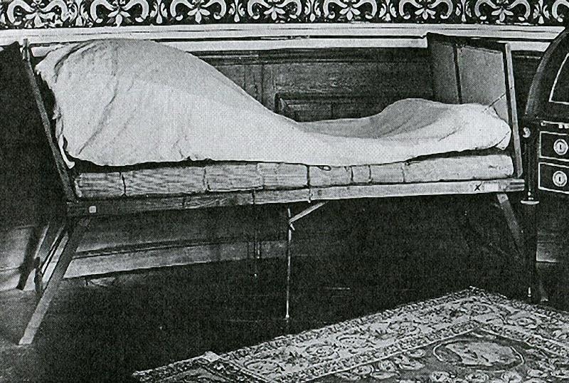 Кровать Павла I